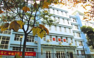 外国语学院教学楼