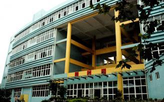 建筑与设计学院教学楼