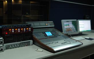 录音棚硬件设施